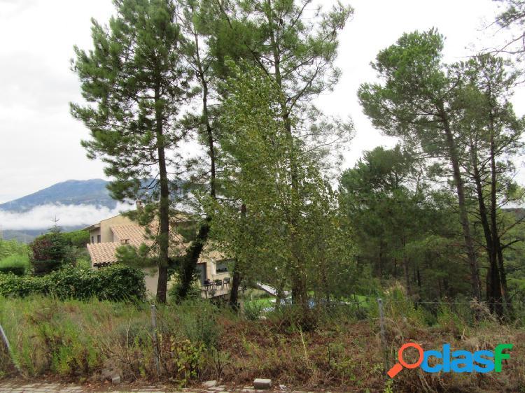Solar en Sant Celoni para vivienda unifamiliar aislada