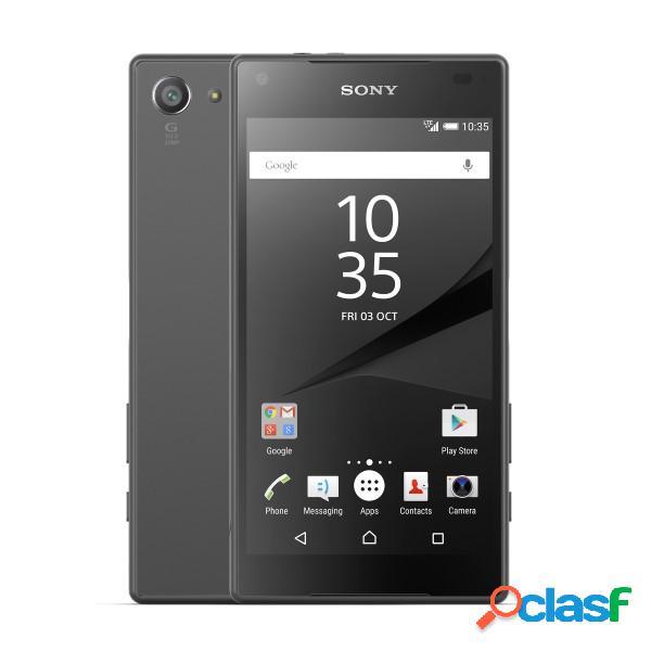 Sony xperia z5 compact negro libre