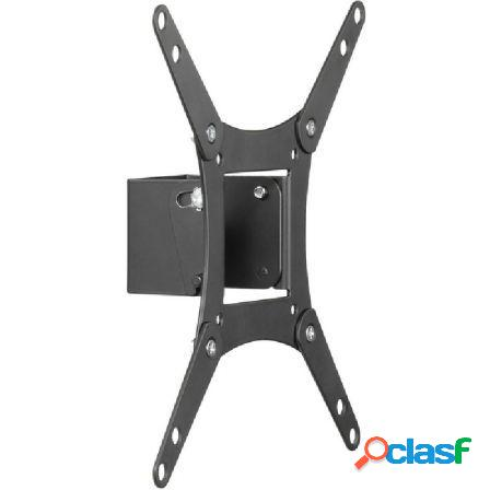 Soporte de pared inclinable vivanco 37973 para televisores