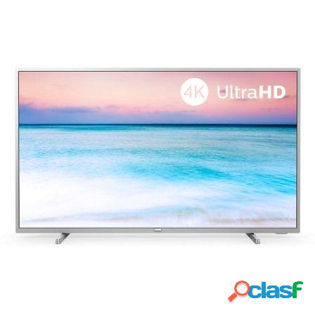 """Televisor philips 55pus6554 plata - 55""""/139cm - 3840*2160 4k"""