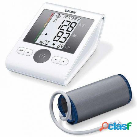 Tensiometro de brazo beurer bm-28 - deteccion de arritmias -