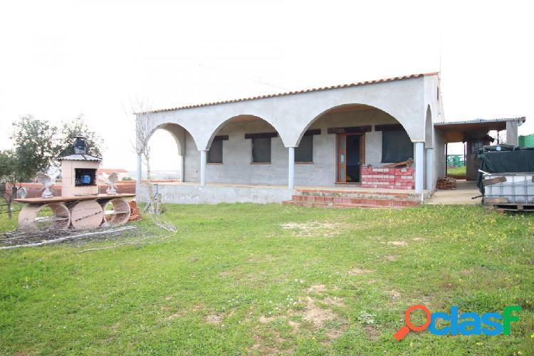 Terreno con casa de campo muy muy cerca de Mérida!