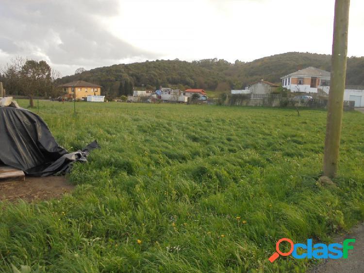 Terreno urbano a 10 min de Santander