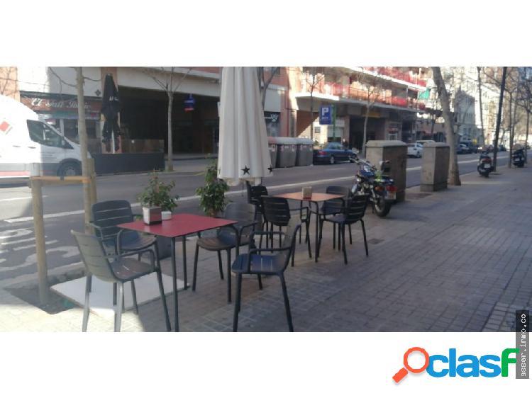 Traspaso Bar Restaurante C3 con terraza