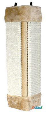 Trixie Rascador de pared sisal para gatos 28 x 52 cm beige