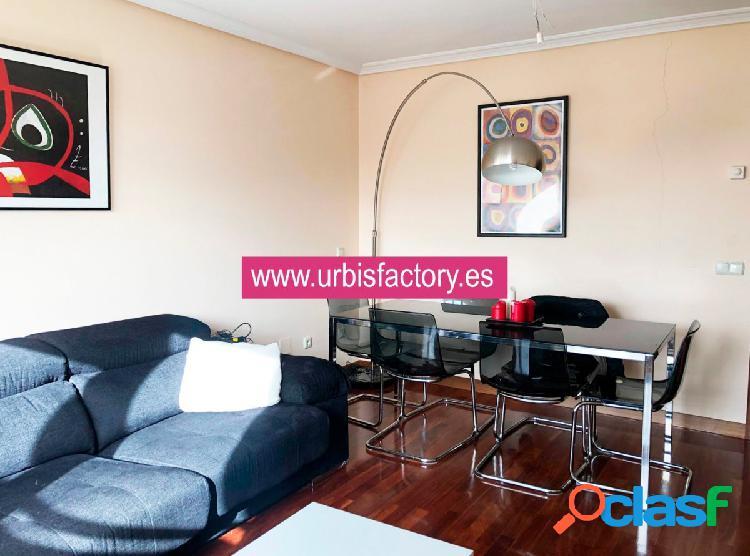 Urbis te ofrece un estupendo piso en venta en zona Teso de