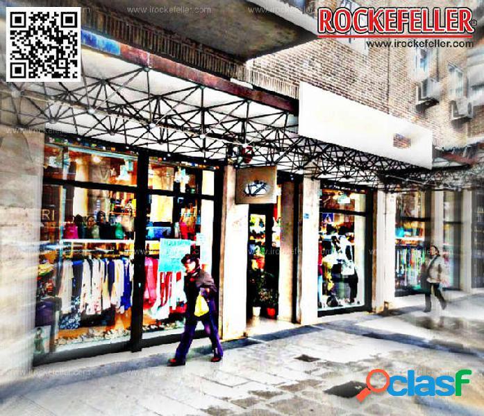 Venta Local comercial - Moratalaz, Madrid [146243/Vacio]