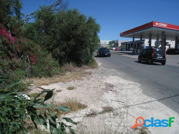 Venta de parcela industrial en Mutxamel Alicante Costa
