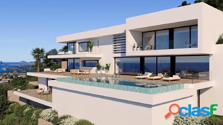 """""""Villa de Lujo exclusiva en Residencial Cumbres del Sol,"""