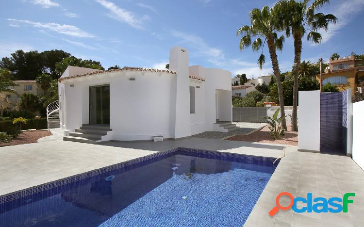 Villa en venta en Benissa. Imp