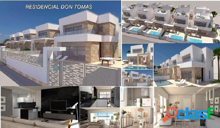 Villa independiente de lujo en Villamartin, Alicante
