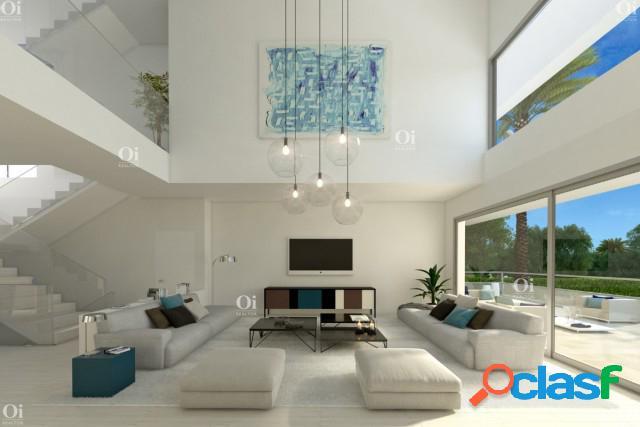 Villas de Obra Nueva en venta en Guadalmina Baja, Marbella,