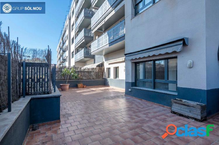 Vivienda con 70m2 de terraza en La Florinda