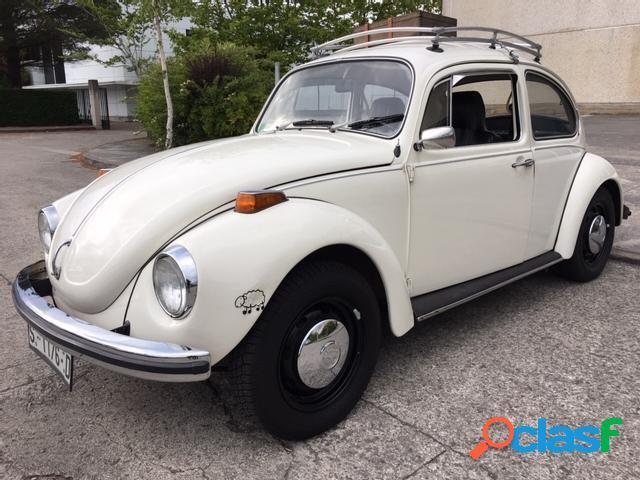 Volkswagen ESCARABAJO AMERICANO '75