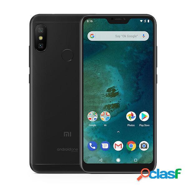Xiaomi mi a2 lite 4gb/64gb negro dual sim