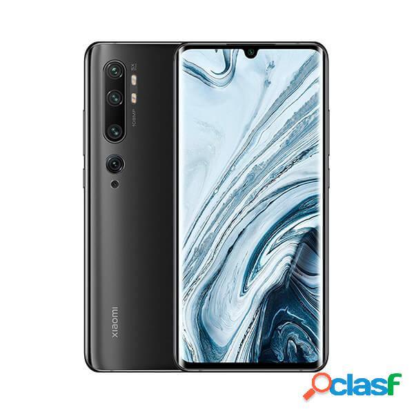 Xiaomi mi note 10 pro 8gb/256gb negro (midnight black) dual
