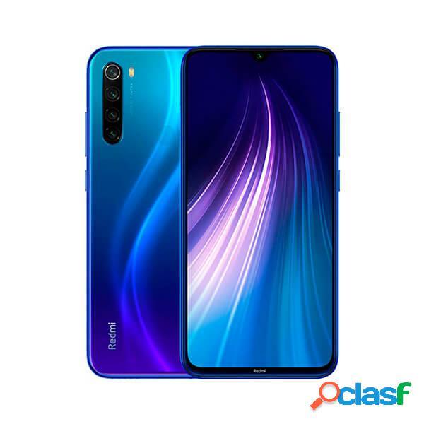 Xiaomi redmi note 8 4gb/64gb azul (neptune blue) dual sim