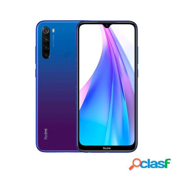 Xiaomi redmi note 8t 4gb/64gb azul (starscape blue) dual sim
