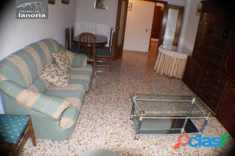 lanoria vende piso muy amplio y luminoso de 4 dormitorios 2