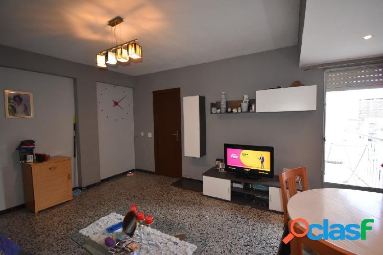 piso cullera tres habitaciones