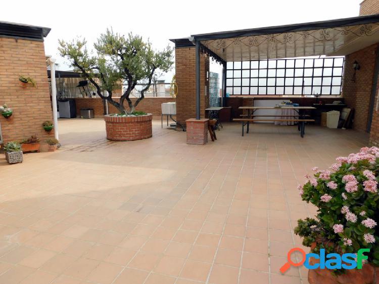 Ático dúplex con espectacular terraza