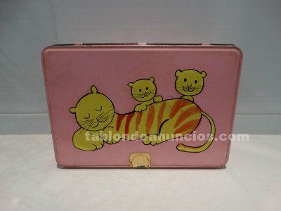 Caja de cola cao (edición infantil) gatos