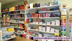 Papeleria -libreria de - lunes a viernes - en valencia