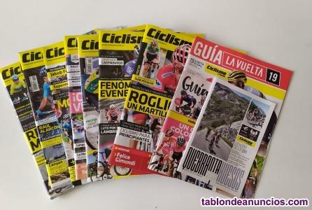 Revistas de ciclismo