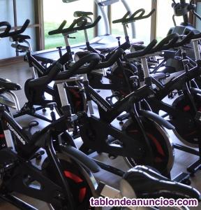 Vendo bicicletas de spinning profesionales como nuevas