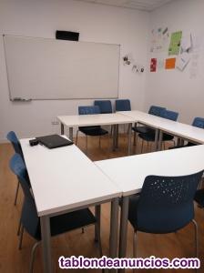 Alquiler de aulas en leganés