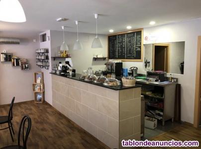 Cafetería lic c2 nueva cerca balmes vía augusta