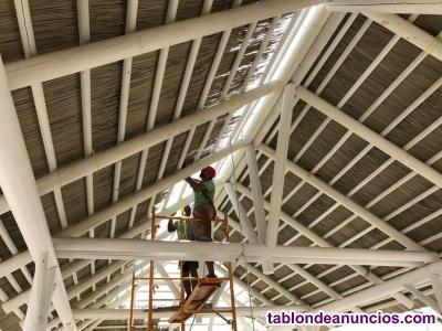Construcciones en madera