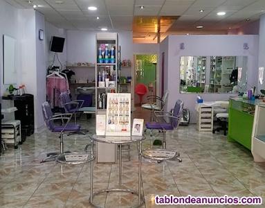 Traspaso peluquería,centro de belleza