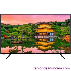 Hitachi 50hk televisor 50'' lcd led uhd 4k hdr smart tv