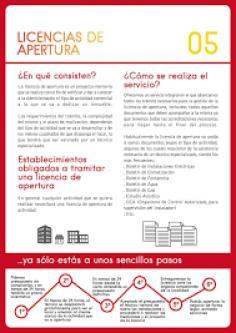 LICENCIA DE APERTURA Y DE ACTIVIDAD (ANTICRISIS)