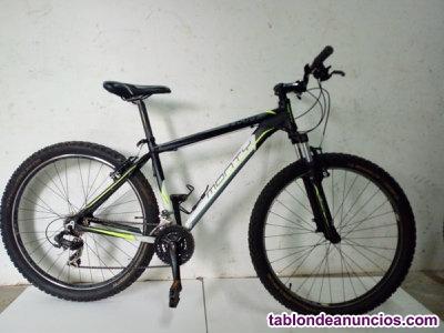 Vendo bicicleta de montaña con poco uso