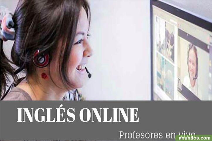 Clases de inglés online (40 minutos / 4.5 euros) -