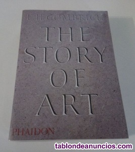 The story of art, e.h. Gombrich, phaidon
