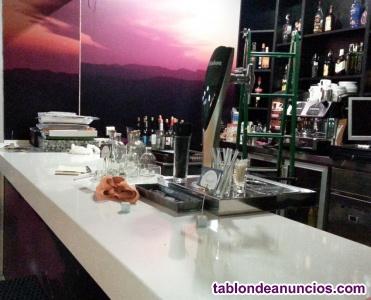 Bar restaurante en pleno centro del centro
