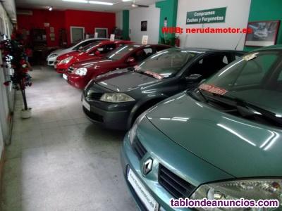 Vendo o traspaso de negocio compraventa automoviles