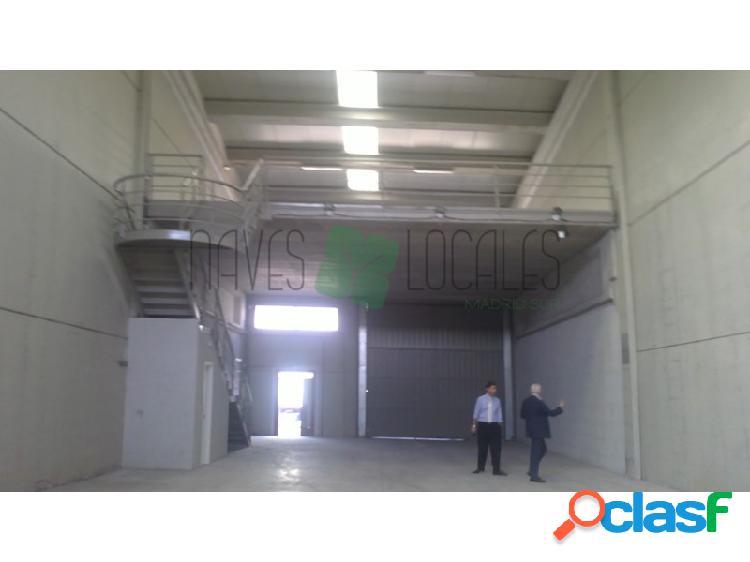 Alquiler de Nave Industrial en Leganés, en el Polígono