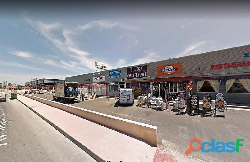 Alquiler local centro comercial Torreta Florida