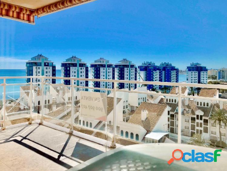 Apartamento 10!! 2 dormts 2 baños. vistas maravillosas al