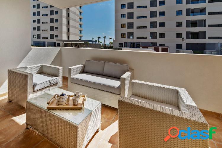 Apartamento 2 dormitorios y 2 baños + garaje + trastero +