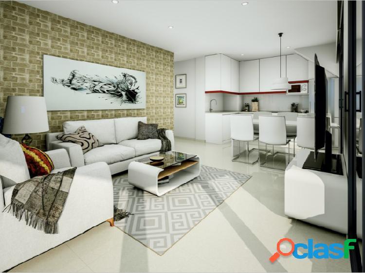 Apartamento de obra nueva en Torrevieja