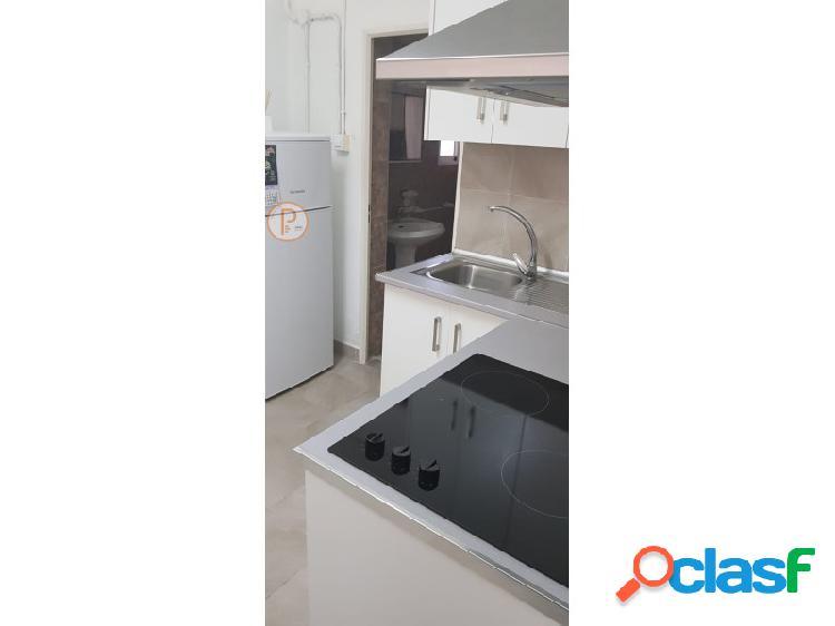 Apartamento económico de 1 dormitorio en alquiler en El