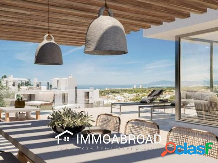 Apartamento en venta en Marbella con 2 dormitorios y 1