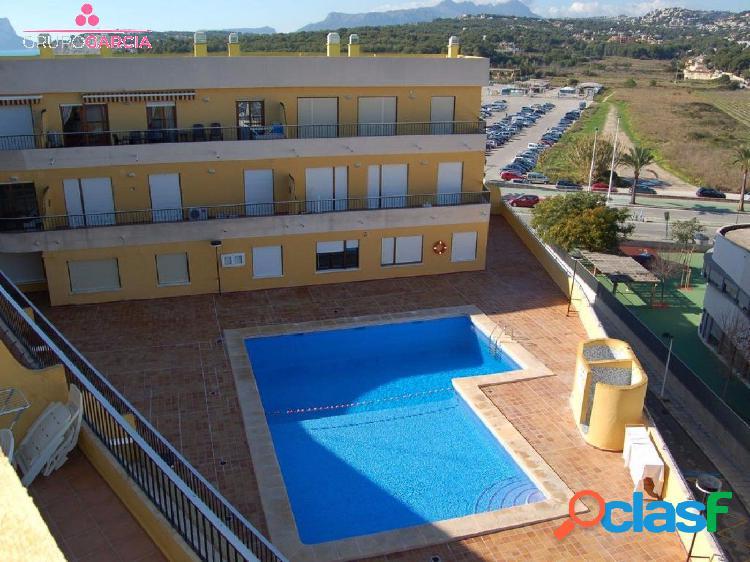 Apartamento en venta en Moraira
