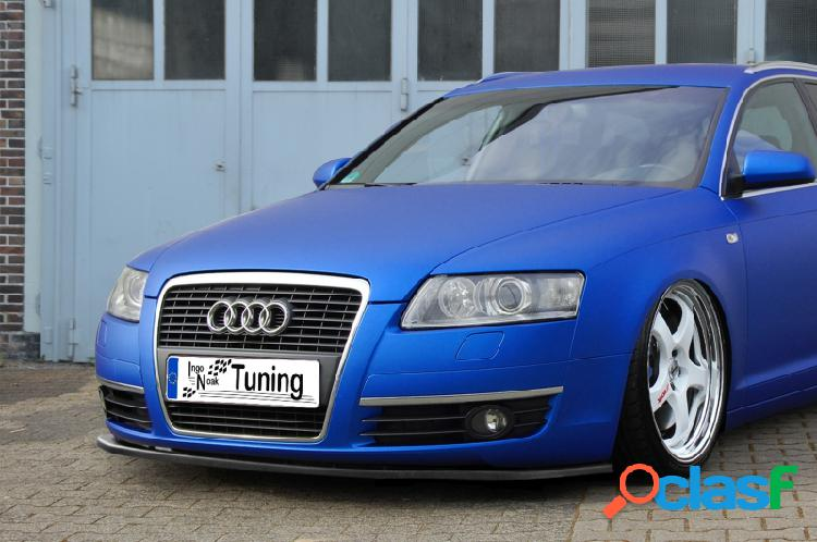 Audi A6 4F Año: 2004-2011 Limousine + Avant Labio de