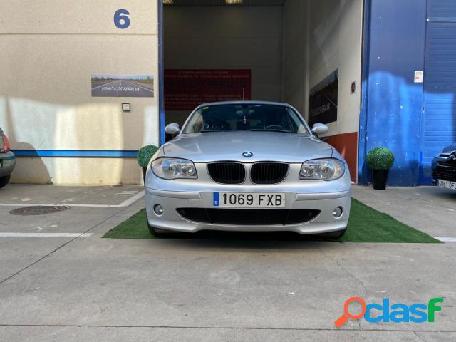 BMW Serie 1 gasolina en Getafe (Madrid)